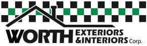 worth exteriors Logo